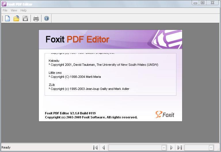 Keygen foxit pdf editor